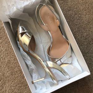 Calvin Klein Lucette Heels